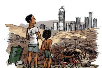 Бедность среди молодежи — не виртуальная реальность